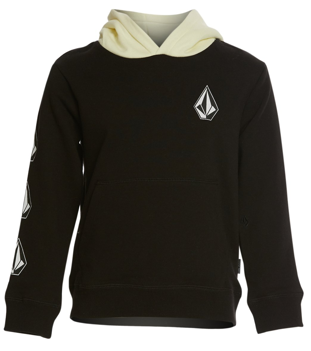 f0cf3d541d09 Volcom Boys  Deadly Stones Pullover Hoodie (Toddler