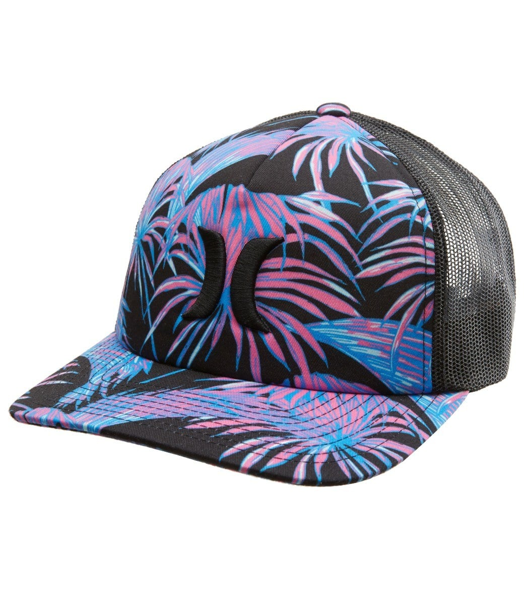 3f2f40902e8 Hurley Women s Koko Trucker Hat at SwimOutlet.com - Free Shipping