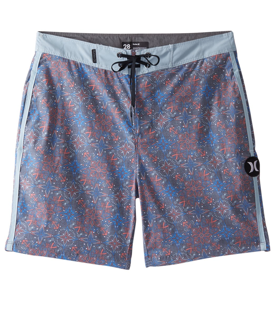 3d836510deff Hurley Men s Beachside San Miguel Boardshort at SwimOutlet.com - Free  Shipping