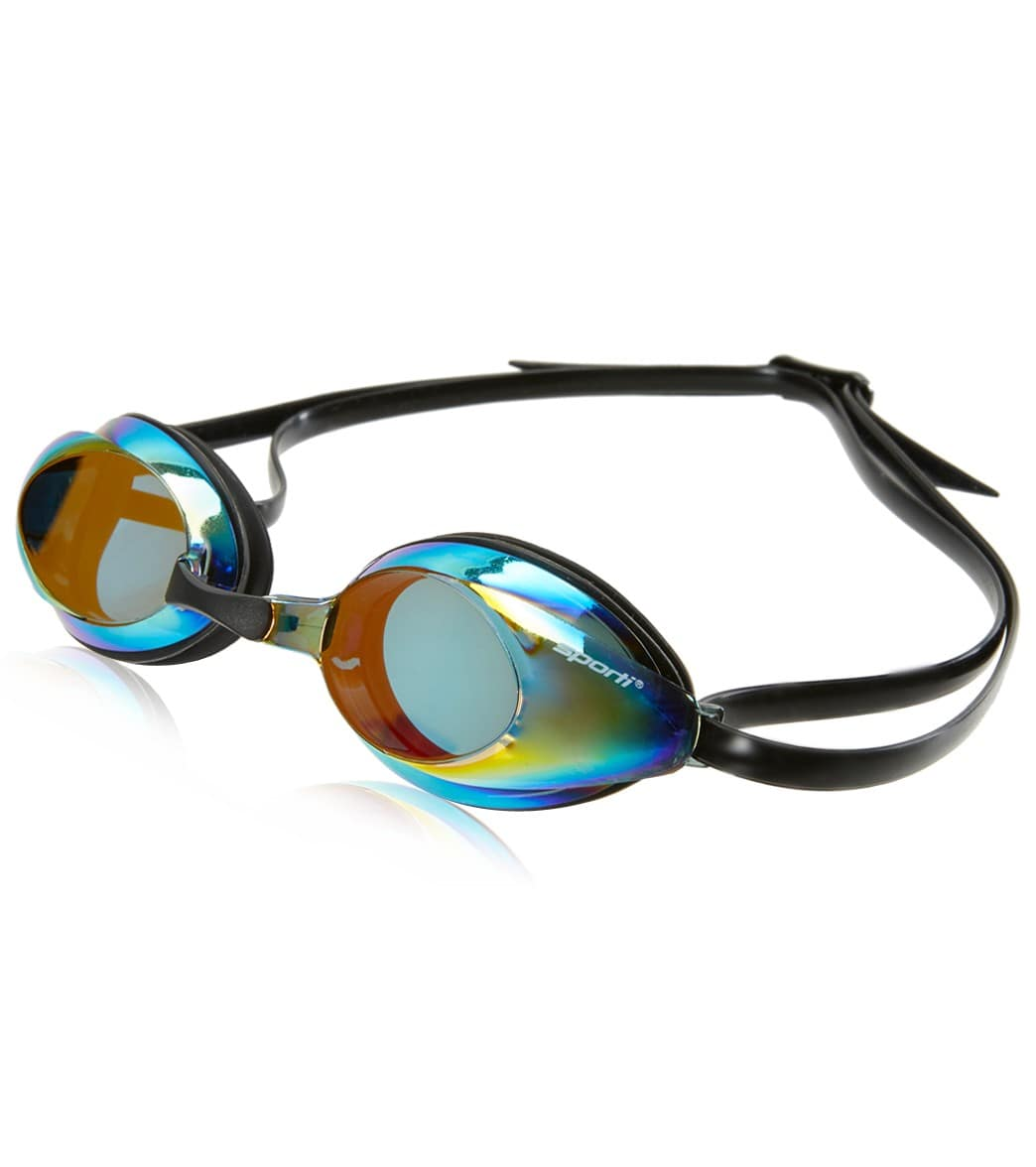 0dea0dd7746 Sporti Antifog S2 Optical Mirrored Goggle at SwimOutlet.com