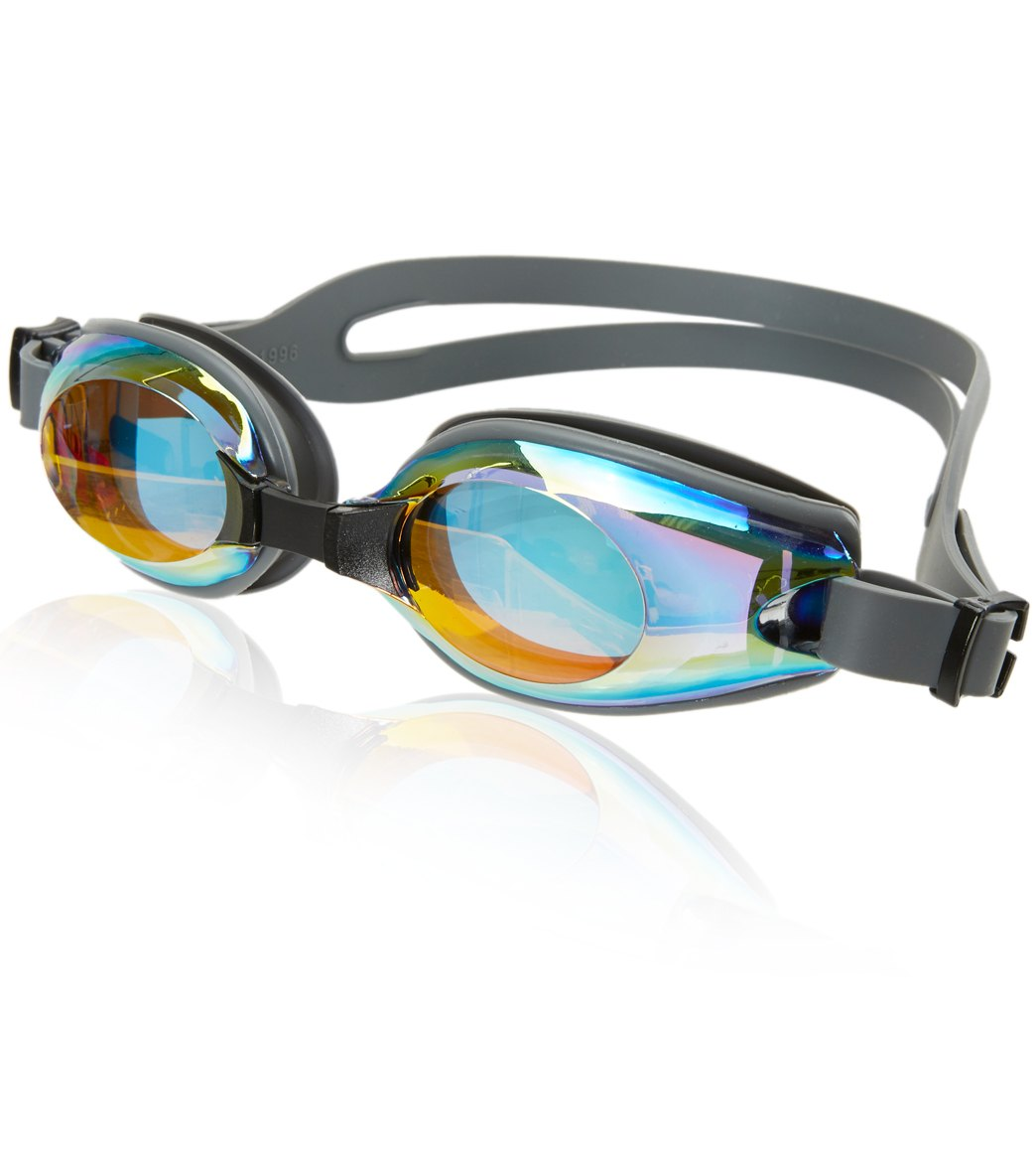 568d3c7748 Sporti Antifog Optical Pro II Mirrored Goggle at SwimOutlet.com