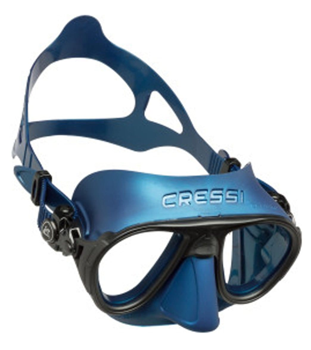 f4ec6468829 Cressi Calibro Anti Fog Scuba Mask at SwimOutlet.com - Free Shipping