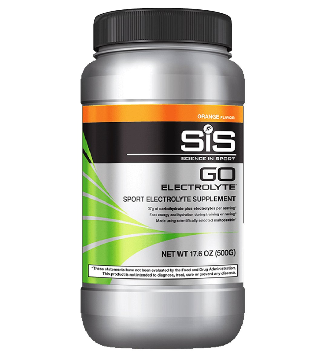 Science In Sport GO Electrolyte Drink Supplements For Swimmers