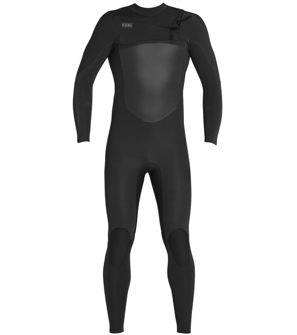 Xcel 4/3mm Infiniti Front Zip Cold Water Fullsuit Wetsuit