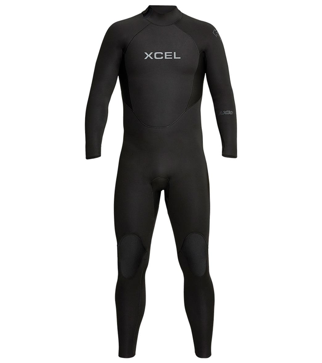 47b929be92 Xcel Men s 4 3mm Axis Back Zip Fullsuit Wetsuit at SwimOutlet.com ...