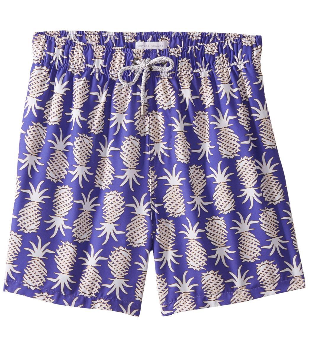94eb5faf41 Vintage Summer Pineapple 5
