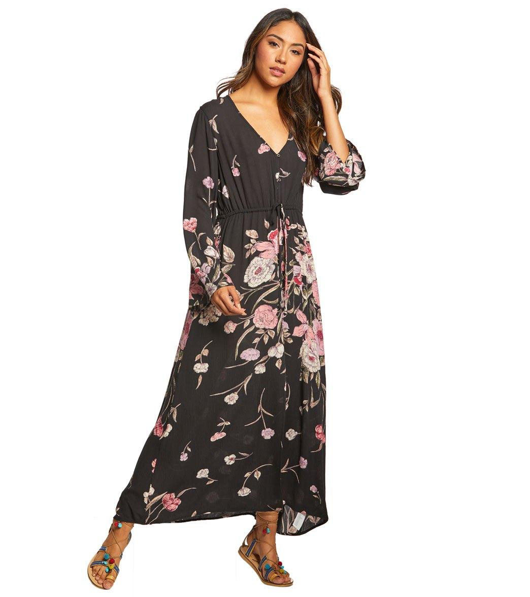 15602aae8f0 Billabong Women s Desi Kimono Dress at SwimOutlet.com - Free Shipping