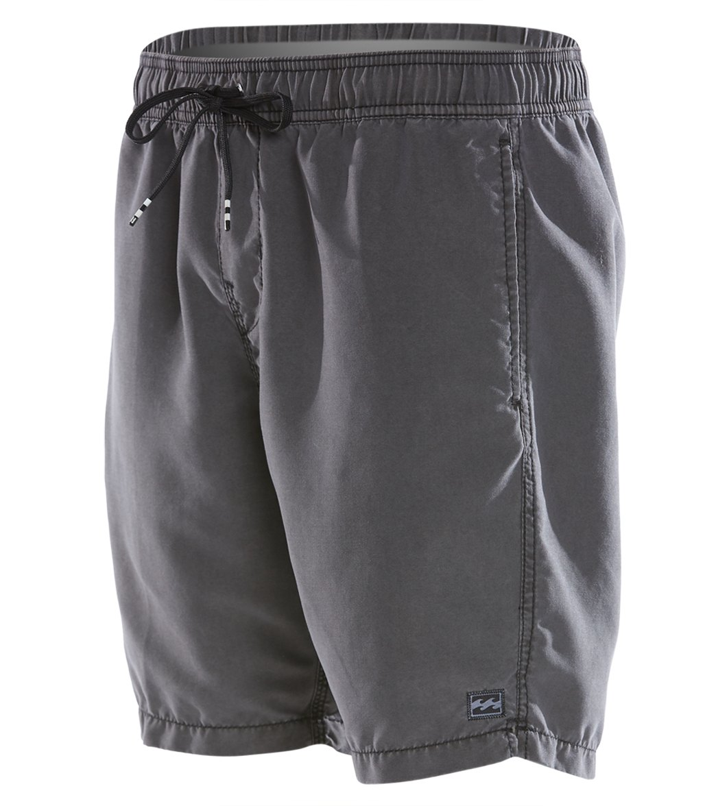 0aa1c4e3d1 Billabong Men's All Day Layback Swim Trunk at SwimOutlet.com - Free Shipping