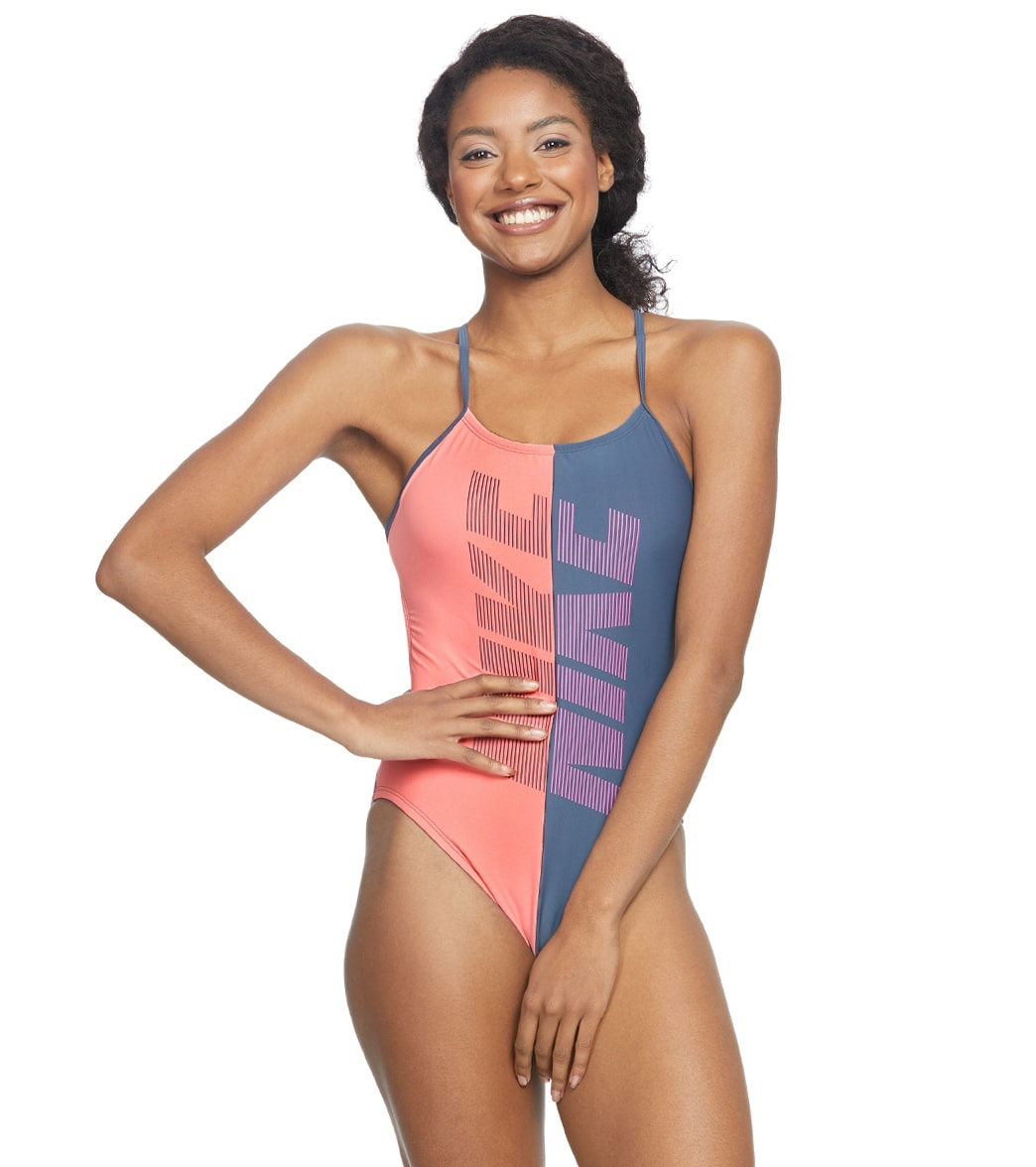 nike swimming costume sports direct