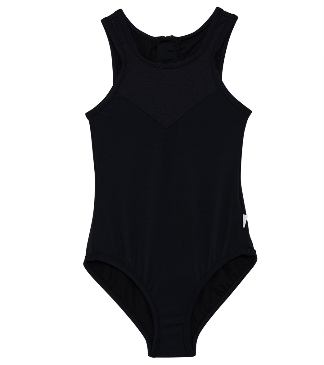 Essentials Girls One-Piece Swimsuit