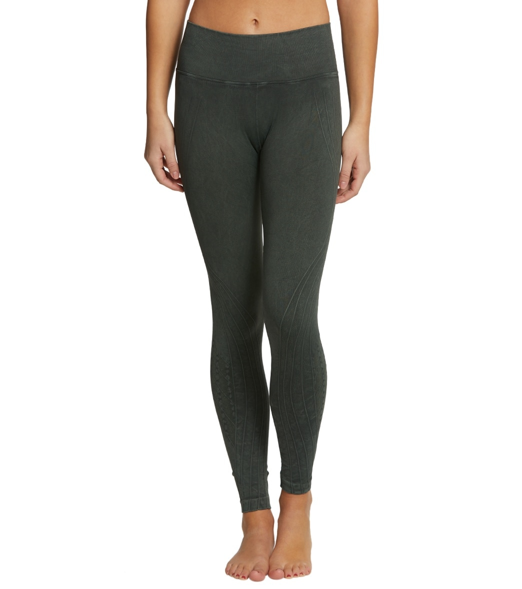 3531352068 NUX Mesa Mineral Wash Seamless Yoga Leggings at YogaOutlet.com ...