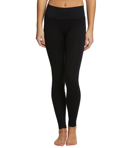 NUX Mesa Seamless Yoga Leggings At YogaOutlet.com