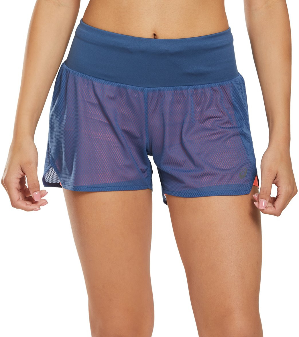 2db860bab8 Asics Women's Cool 2-in-1 3.5in Short
