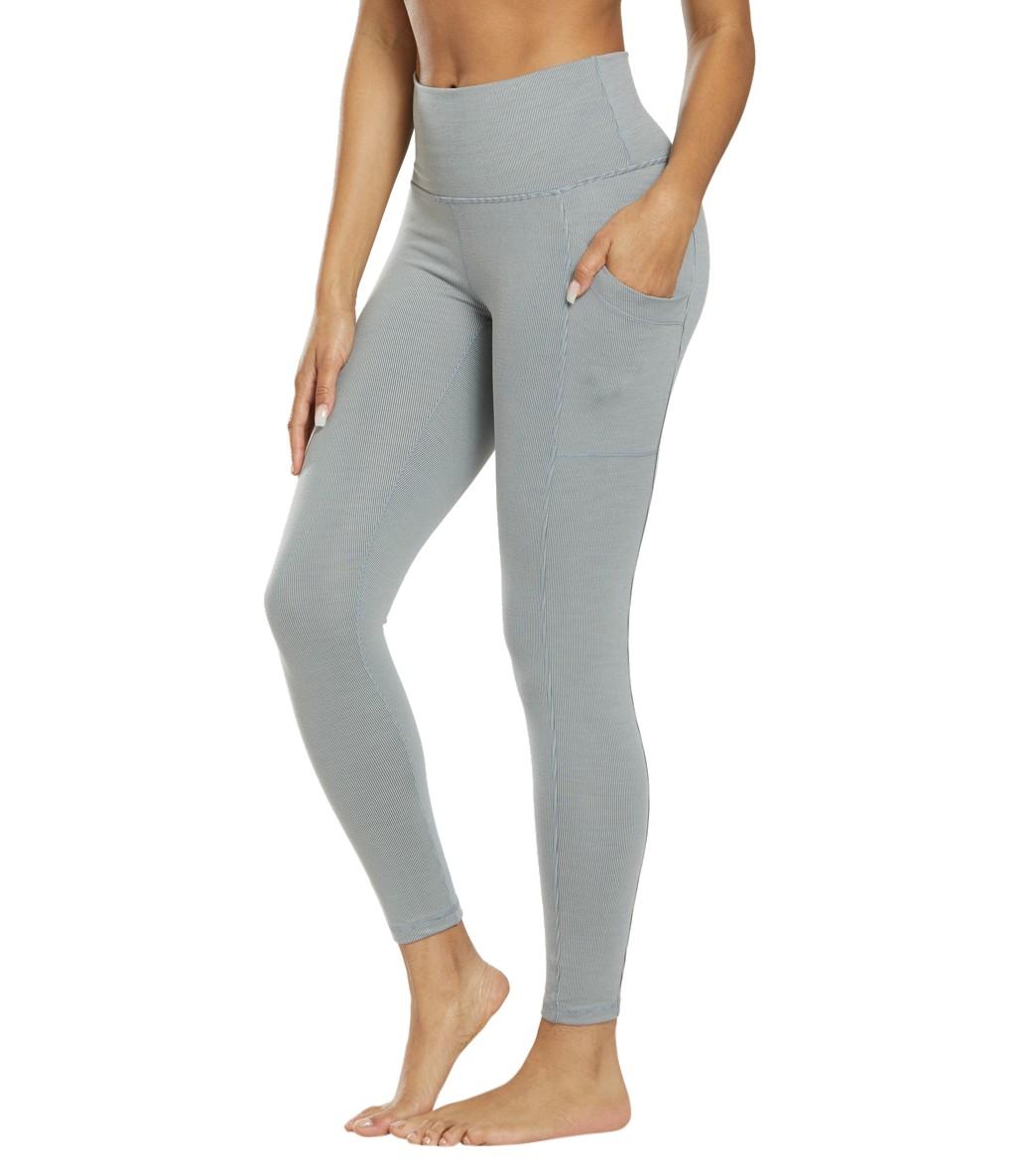 d68c64886ac45 Prana Becksa 7/8 Yoga Leggings at YogaOutlet.com - Free Shipping