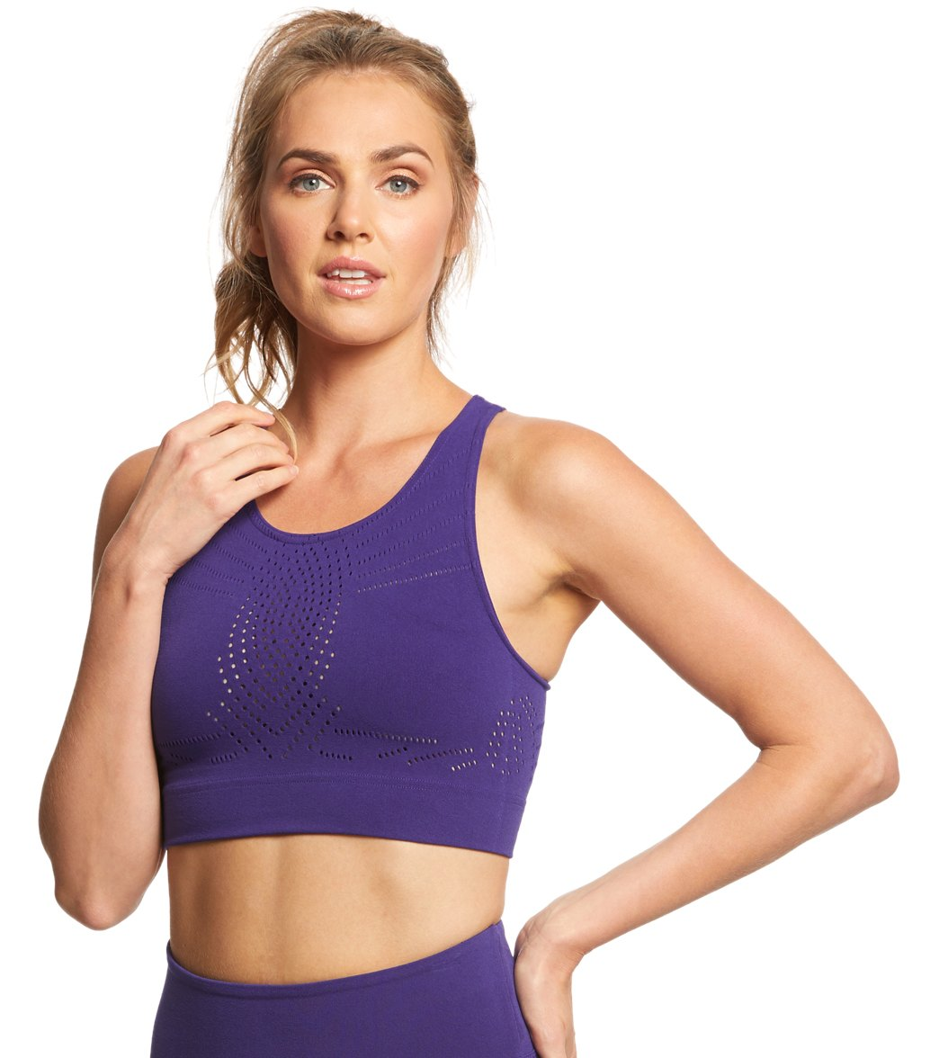 b07c32adbaad9 Free People Movement Ecology Seamless Sports Bra at YogaOutlet.com ...