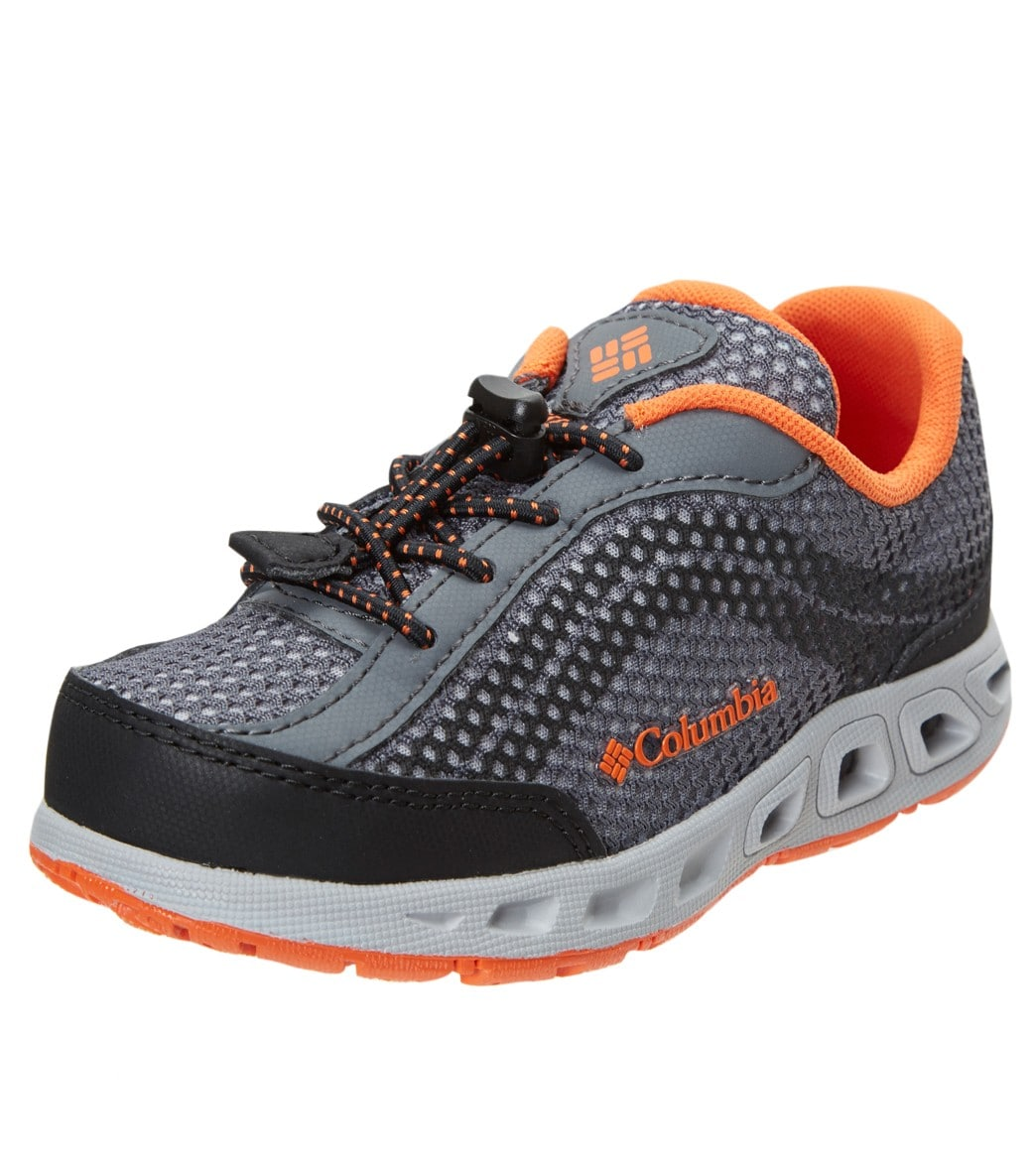 Columbia Kid s Drainmaker IV Water Shoe at SwimOutlet.com - Free Shipping 9bcd62cdfe