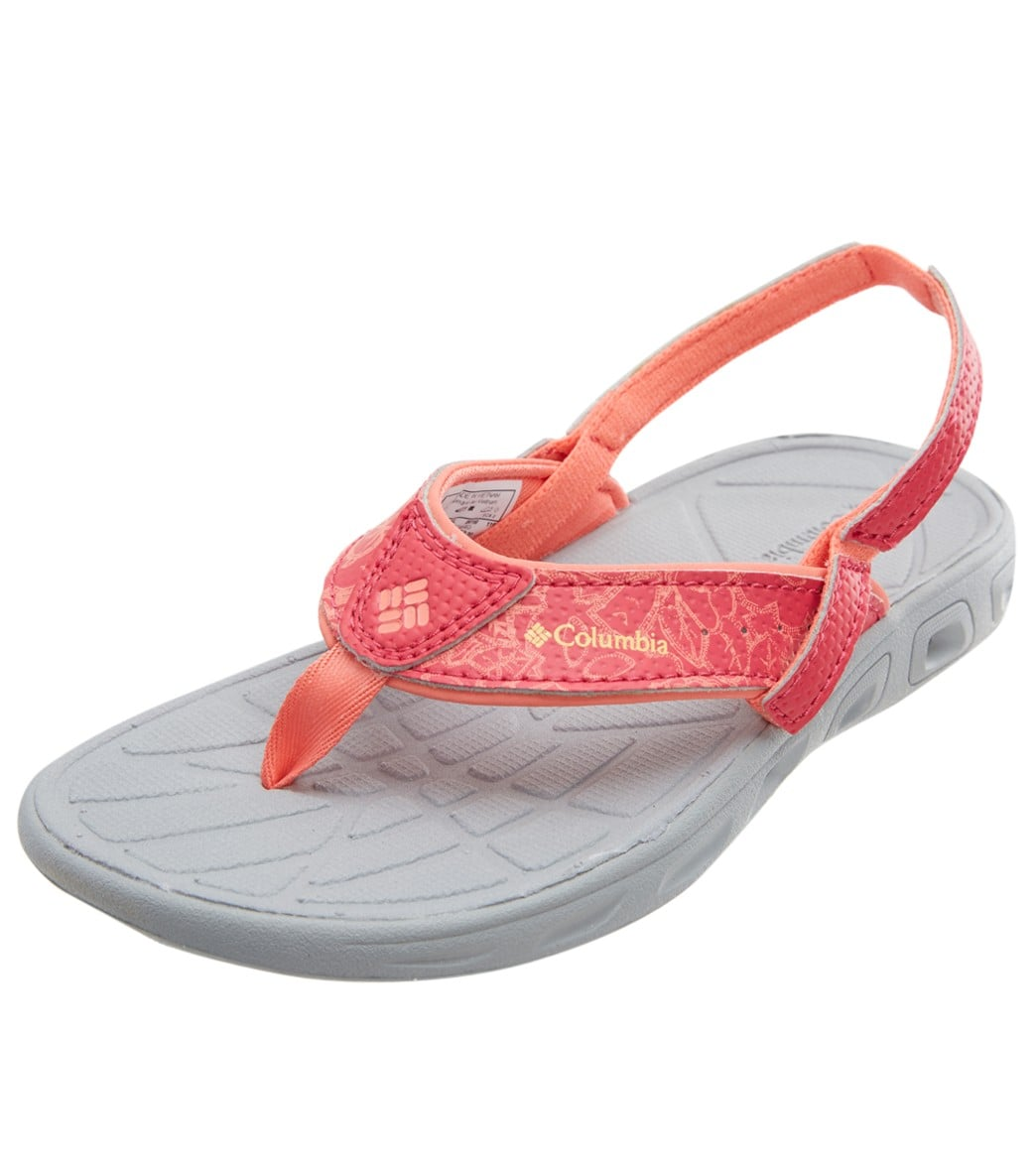 0c2563286 Columbia Kid s Techsun Flip Flop at SwimOutlet.com