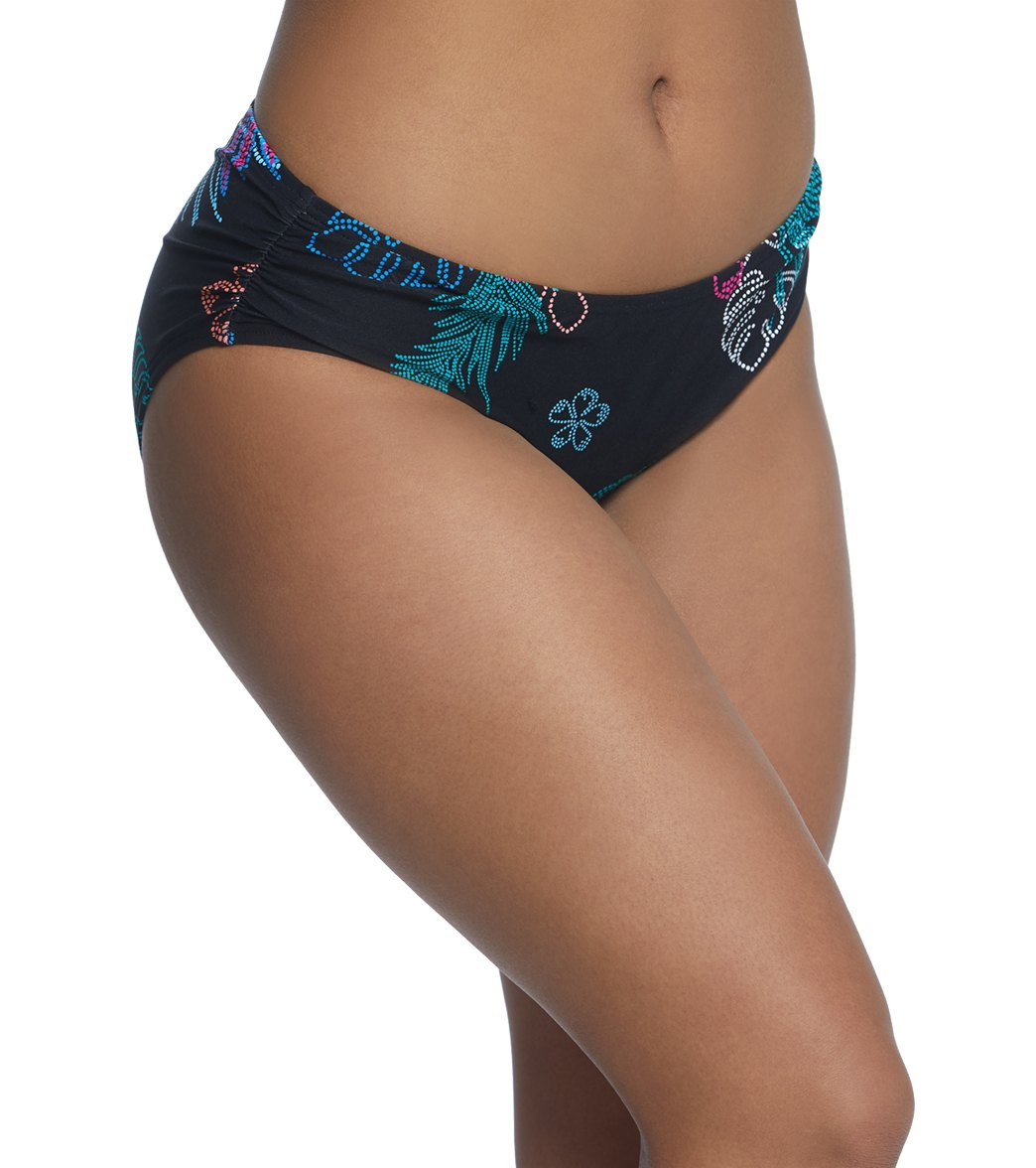729c953f2f702 Coco Reef La Palma Side Shirred Bikini Bottom at SwimOutlet.com