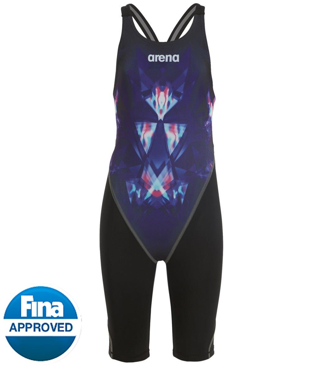 02c03f787c Arena Girls' Powerskin Luckystar ST 2.0 Full Body Open Back Junior Limited  Edition at SwimOutlet.com - Free Shipping