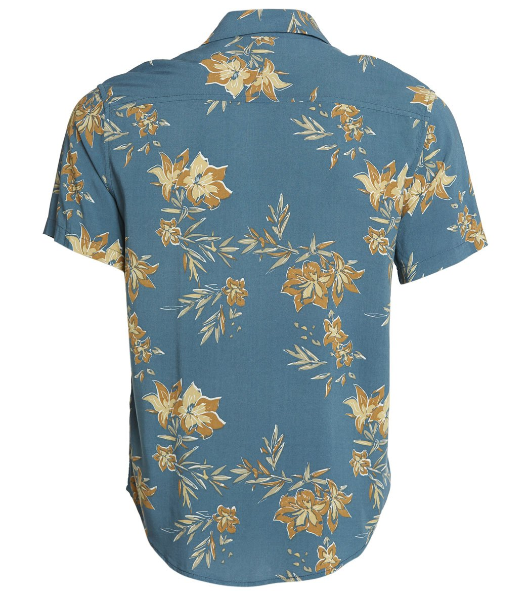 cf384eef873cf2 Rhythm Vintage Aloha Short Sleeve Shirt at SwimOutlet.com - Free ...