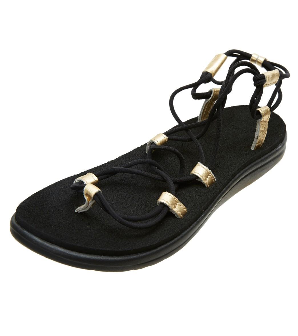 ba8a6ec03e14 Teva Voya Infinity Metallic Sandal at SwimOutlet.com