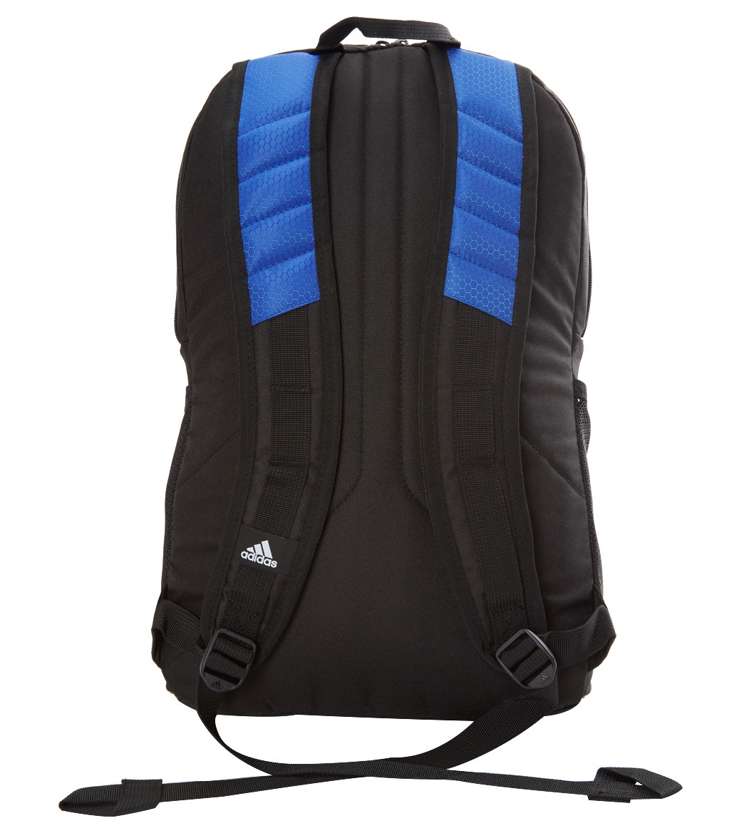 e89fe713558 Adidas Stadium II Backpack C3000X at SwimOutlet.com - Free Shipping