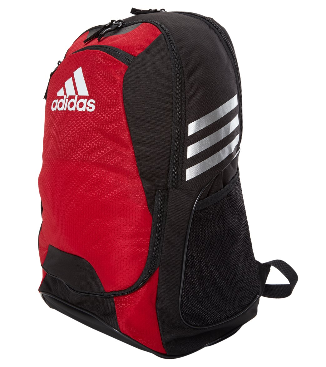 Adidas Stadium II Backpack C3000X at SwimOutlet.com - Free Shipping bbfbe2042eca2