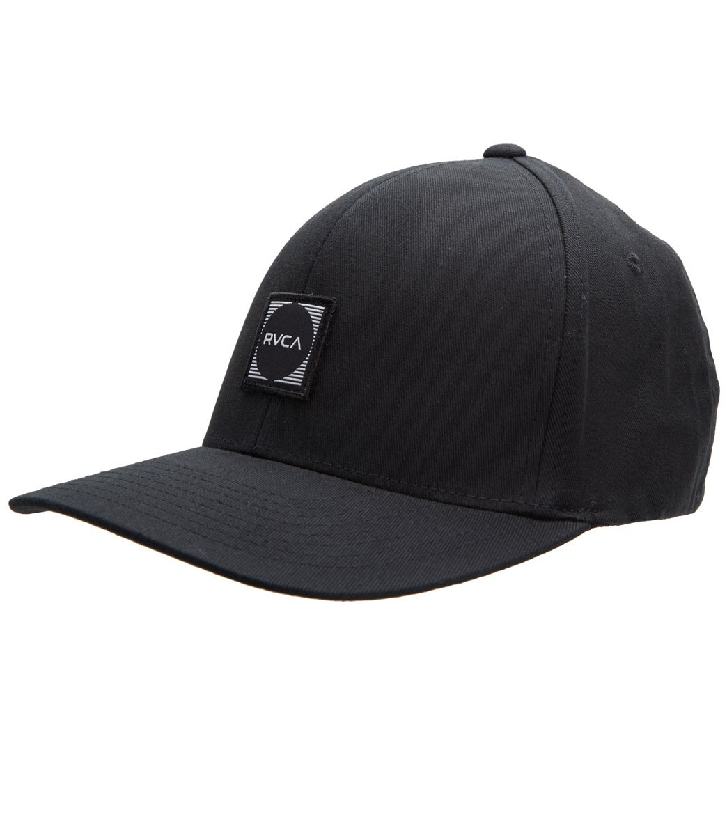 finest selection 745b5 0fa55 RVCA Flexfit Scores Hat at SwimOutlet.com