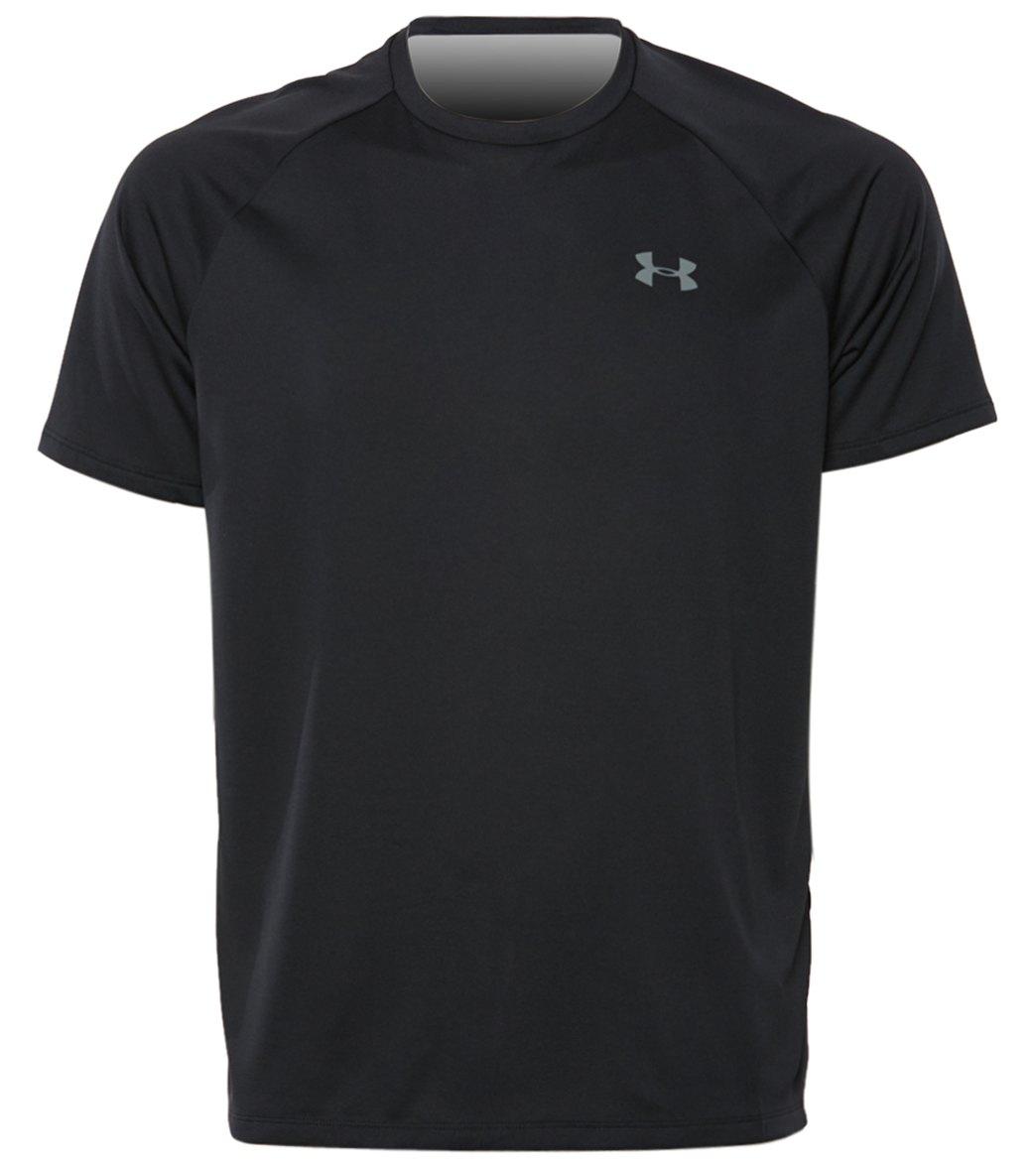 a500157c Under Armour Men's UA Tech 2.0 Short Sleeve Tee at SwimOutlet.com