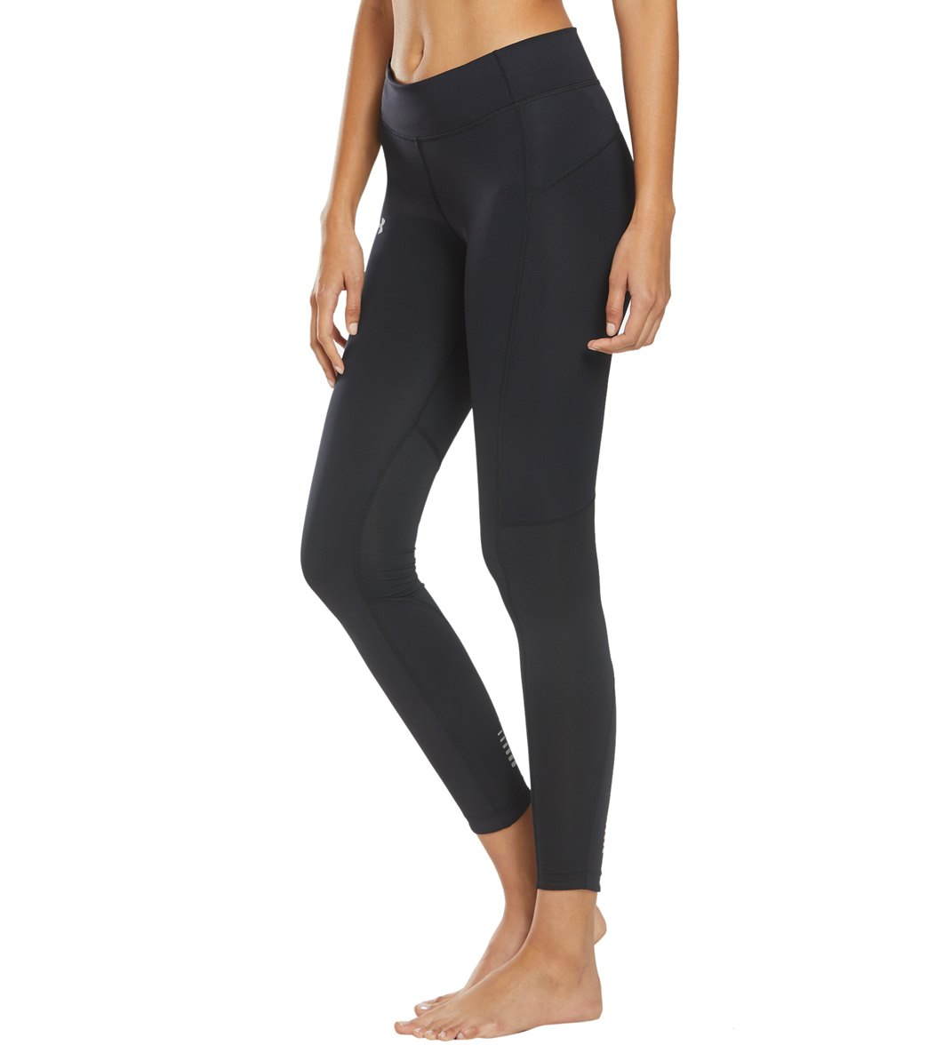 e47ea45cc3f679 Under Armour Women's UA Out Run the Storm Speedpocket tight at ...