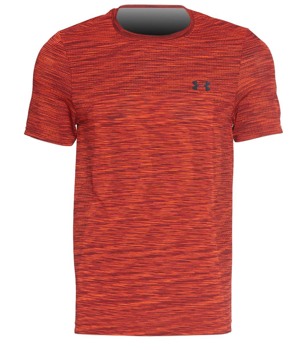 71d38a3e96 Under Armour Men's UA Vanish Seamless Short Sleeve Shirt