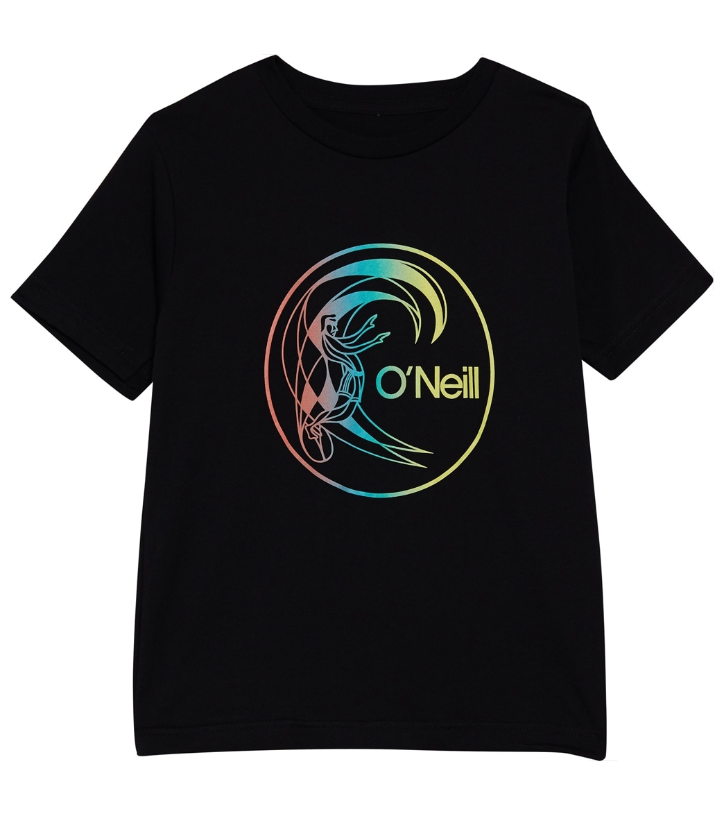1a46b54b0 O'Neill Boys' Rainbow T-Shirt (Big Kid) at SwimOutlet.com