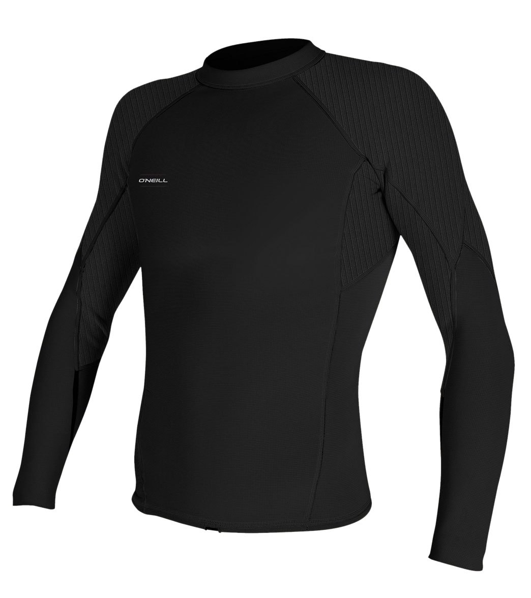 O Neill Men s Hyperfreak 1.5MM Long Sleeve Pullover Wetsuit Top at  SwimOutlet.com - Free Shipping d3a9ca8eb