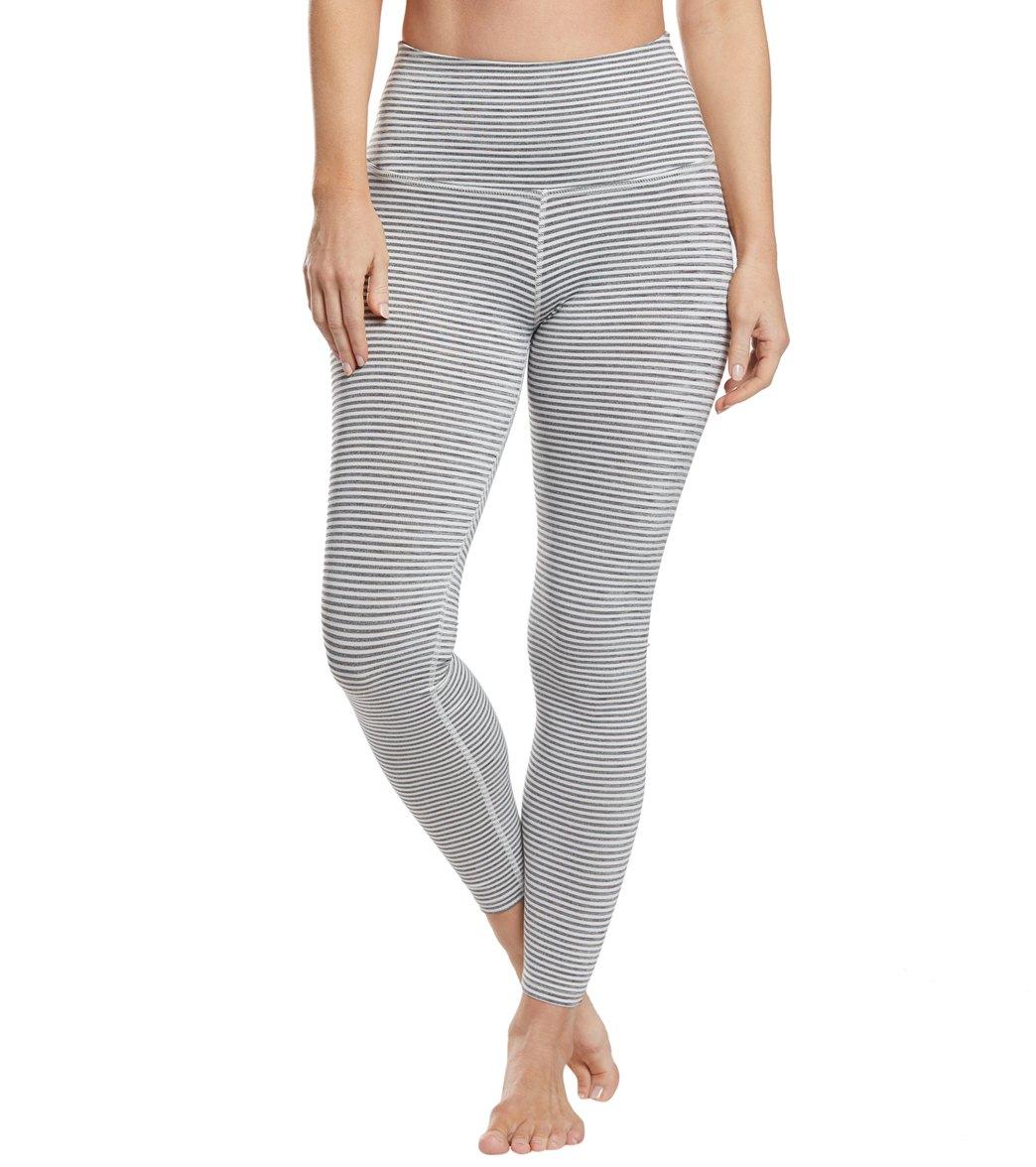 1260e8e548db2f Beyond Yoga True To Stripe High Waisted Long Yoga Leggings at ...