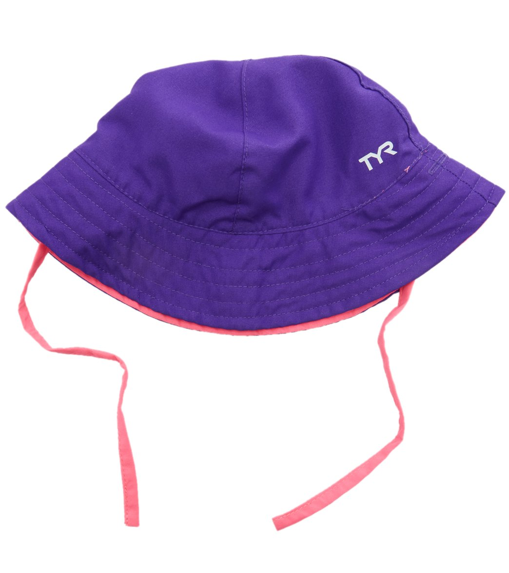 Wallaroo Childrens Surf Sun Hat Reversible UPF 50+