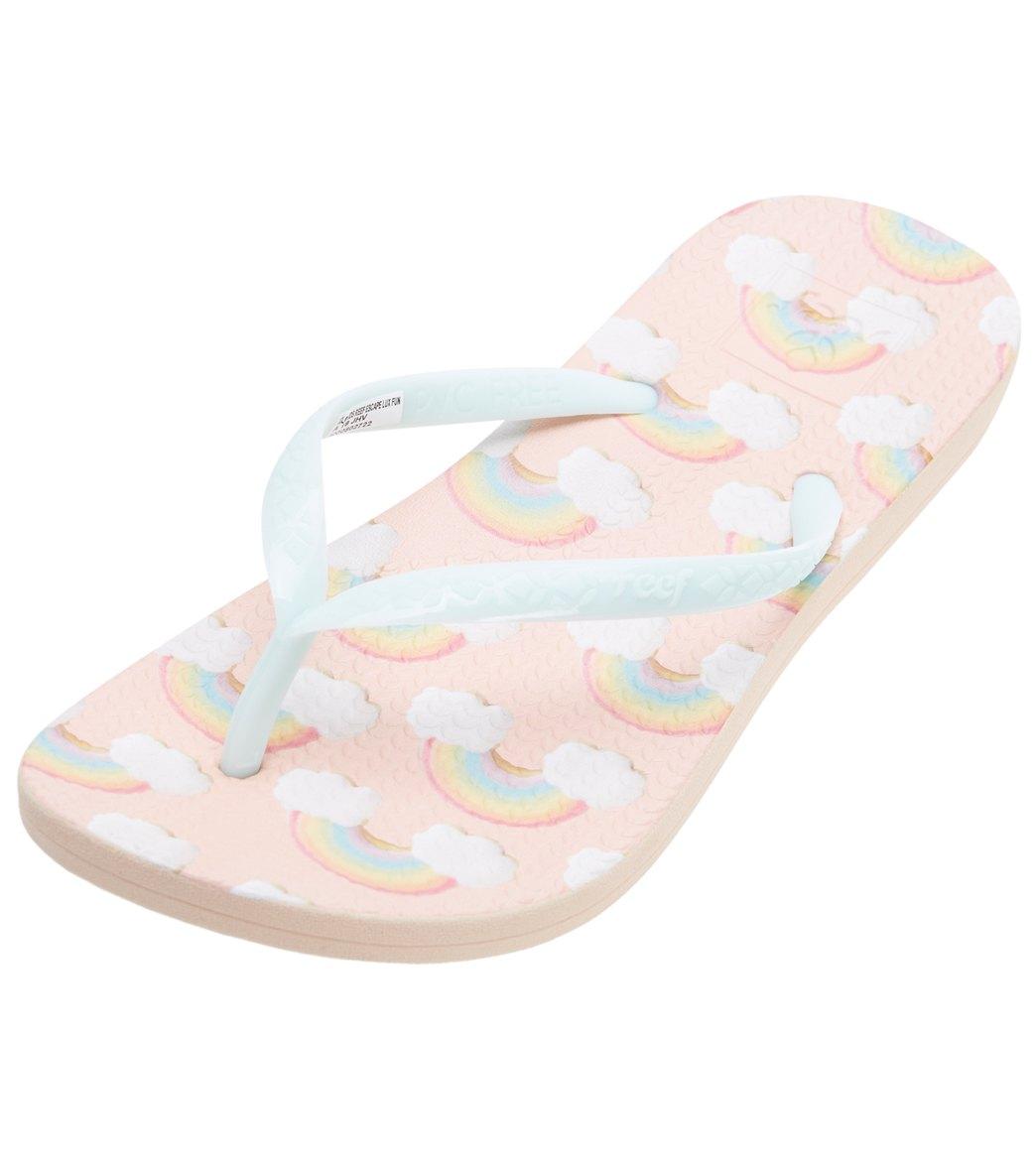 Aqua Girls Reef Little Reef Escape Lux Flip Flops