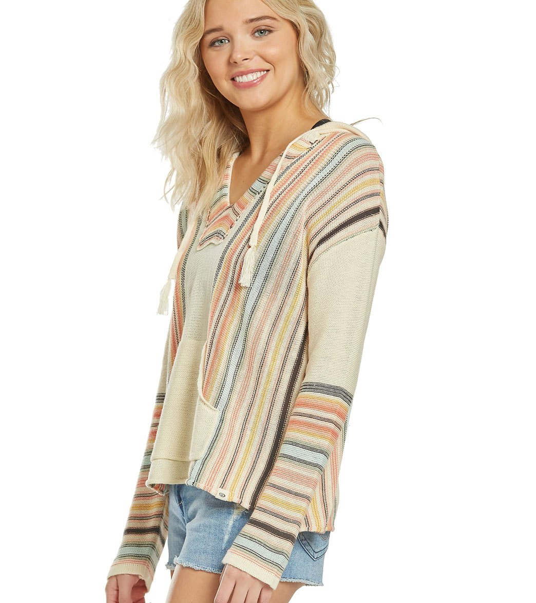 6aca670484 Rip Curl Windswept Pullover Poncho at SwimOutlet.com - Free Shipping
