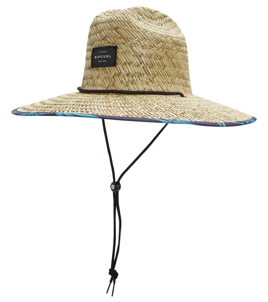 68ca5a56 Rip Curl Pool Side Straw Hat at SwimOutlet.com