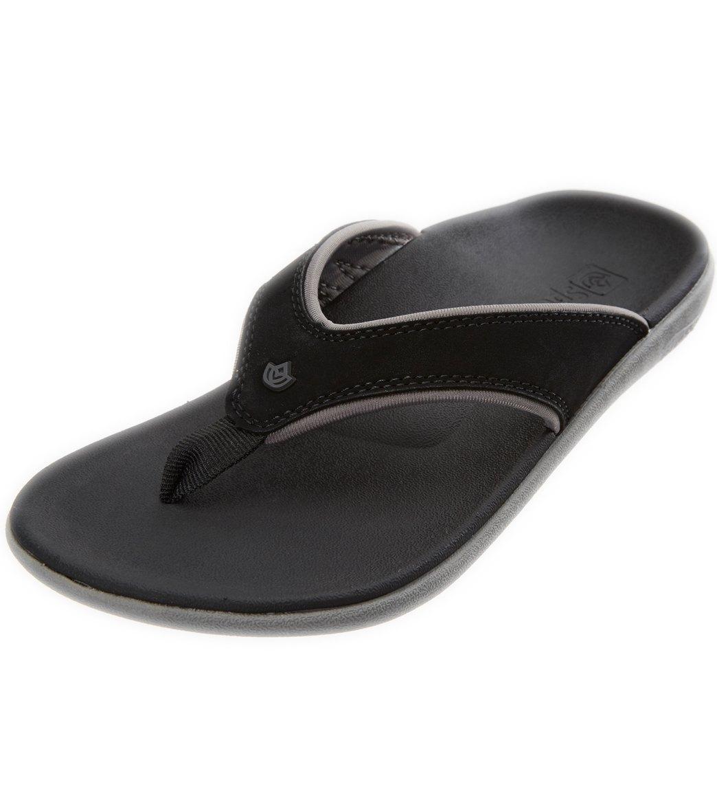 1b5f9b513bf4 Spenco Women s Yumi Plus Flip Flop at SwimOutlet.com - Free Shipping