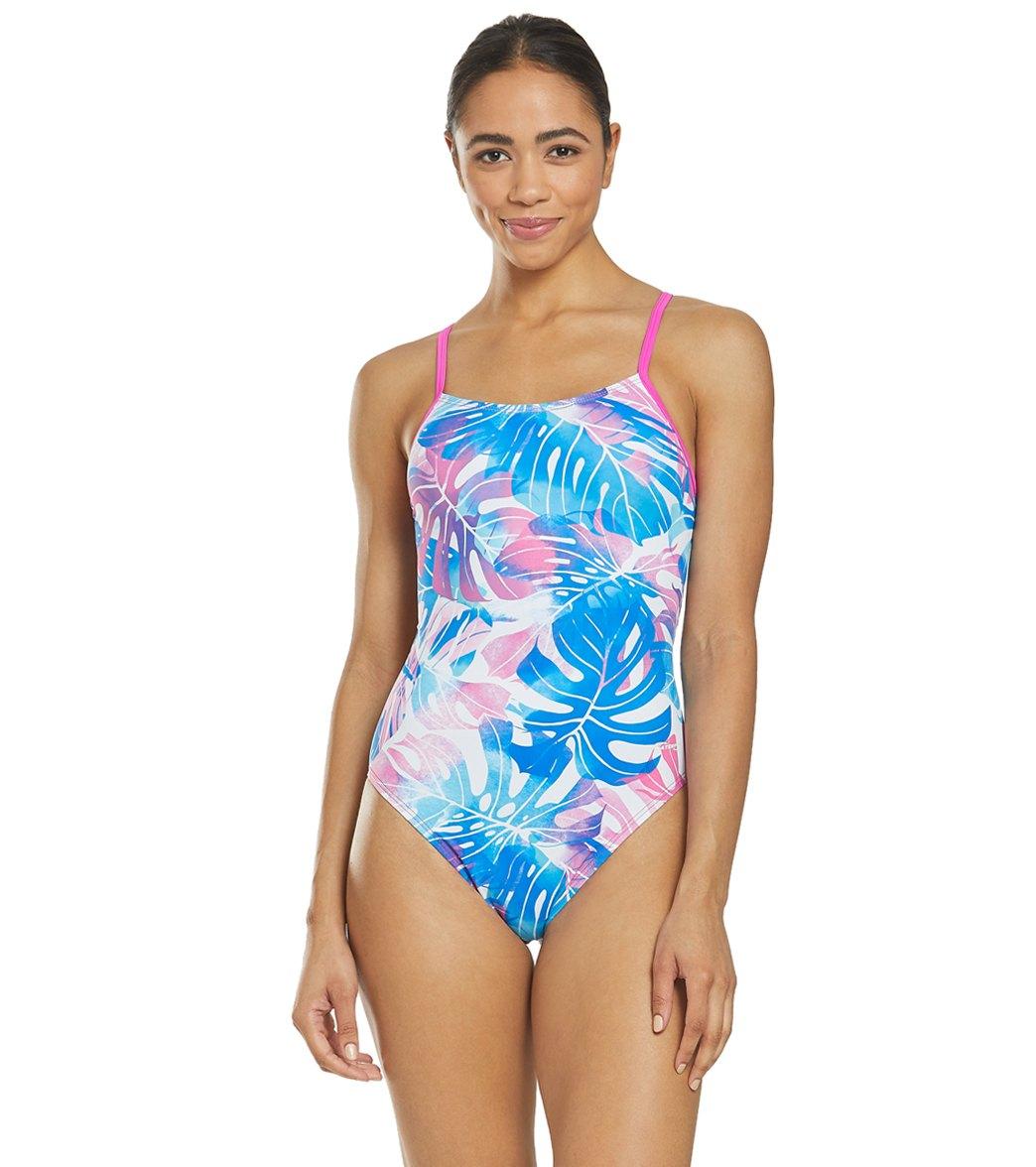 7f652bc7f Waterpro Women's Jungle One Piece Swimsuit at SwimOutlet.com