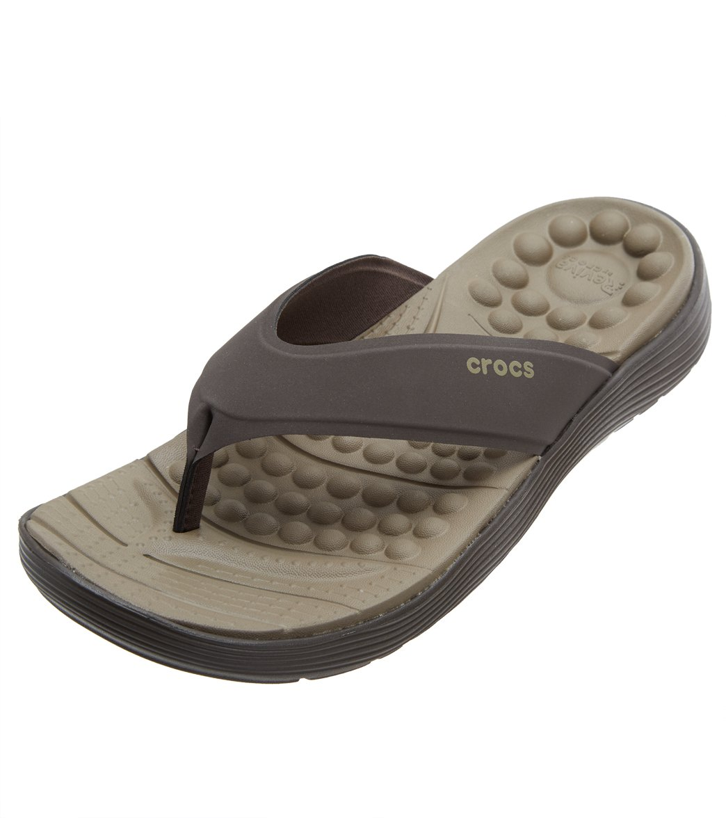 Crocs Mens Reviva Flip Flop