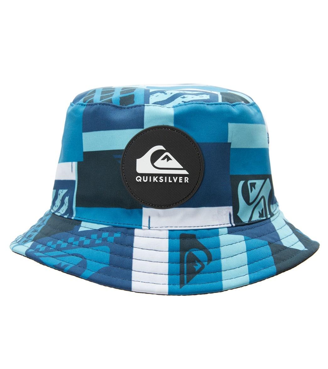 0b4200d4ca6 Quiksilver Boys  Lurkerize Bucket Hat at SwimOutlet.com