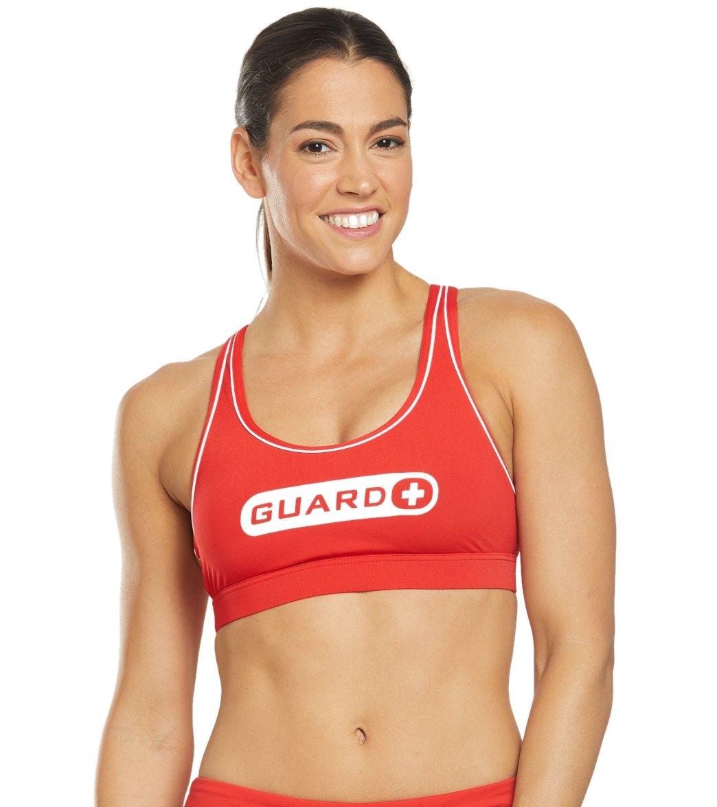 6d2f3e60d TYR Women's Guard Lyn Racerback Swimsuit Top