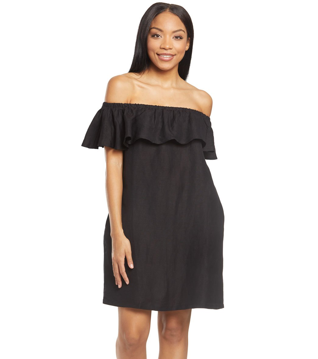 587b81d4a3 Tommy Bahama Off The Shoulder Cover Up Dress at SwimOutlet.com - Free  Shipping