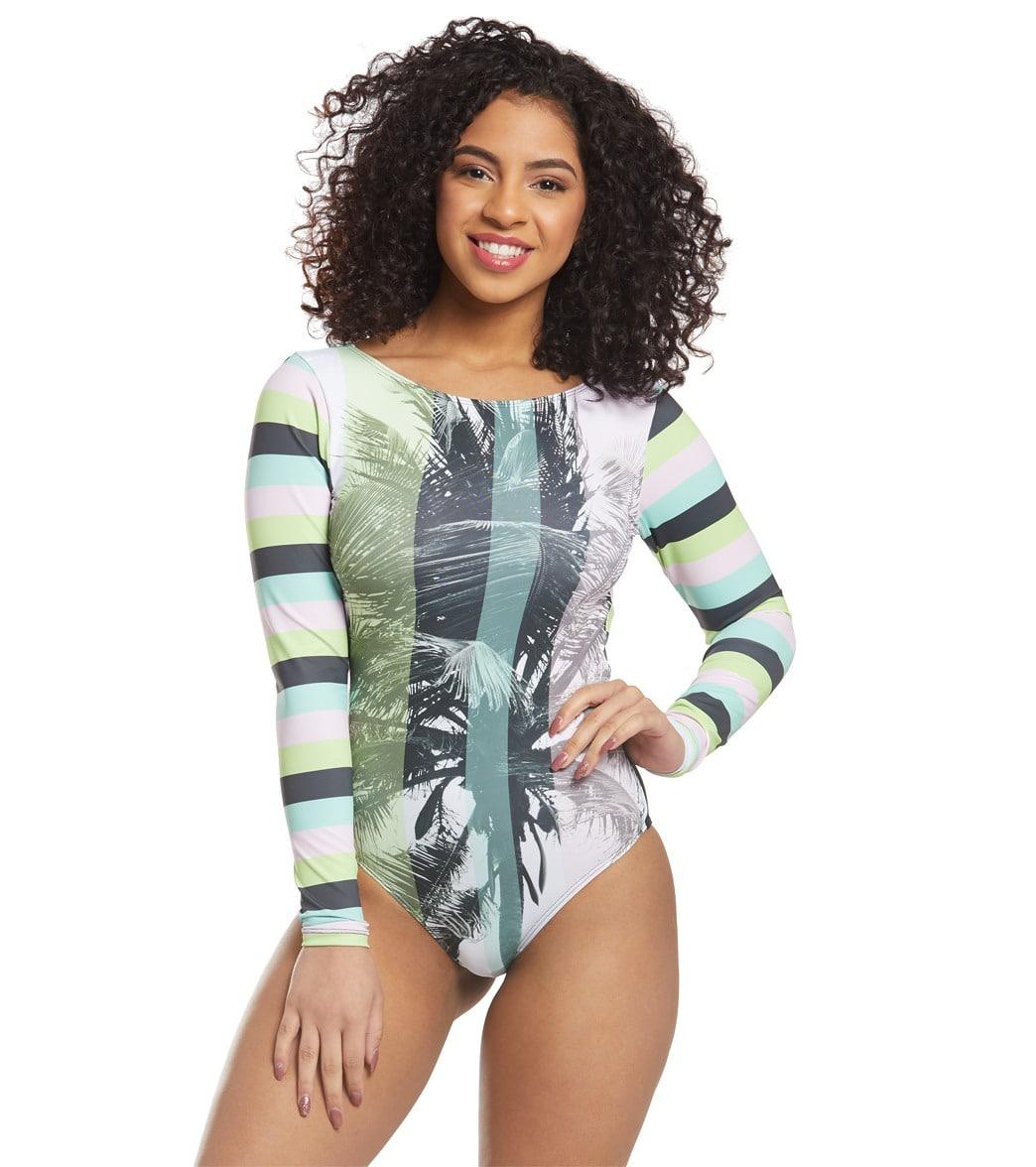 Akela Surf Bajan One Piece Swimsuit
