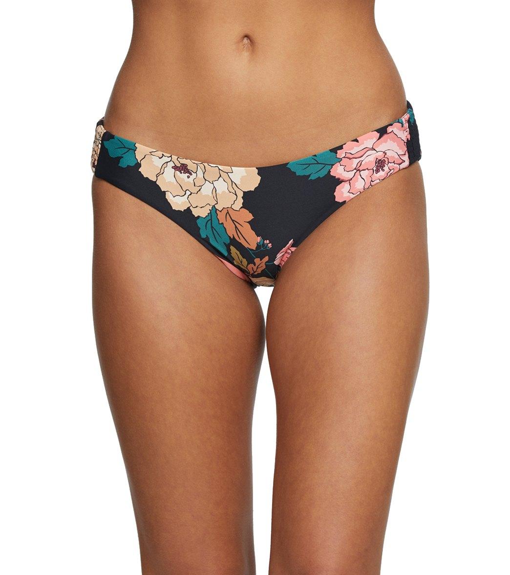 Billabong Linger On Lowrider Bikini Bottom at SwimOutlet.com ecd980bfd