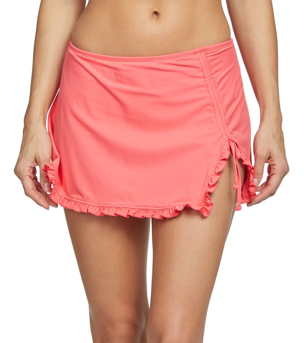 774f6d126 Beach House Paloma Beach Tess Side Tie Swim Skirt at SwimOutlet.com - Free  Shipping