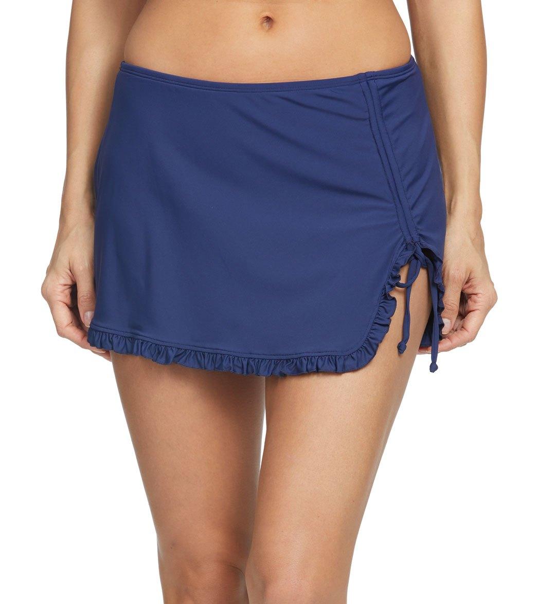 Beach House Paloma Beach Tess Side Tie Swim Skirt