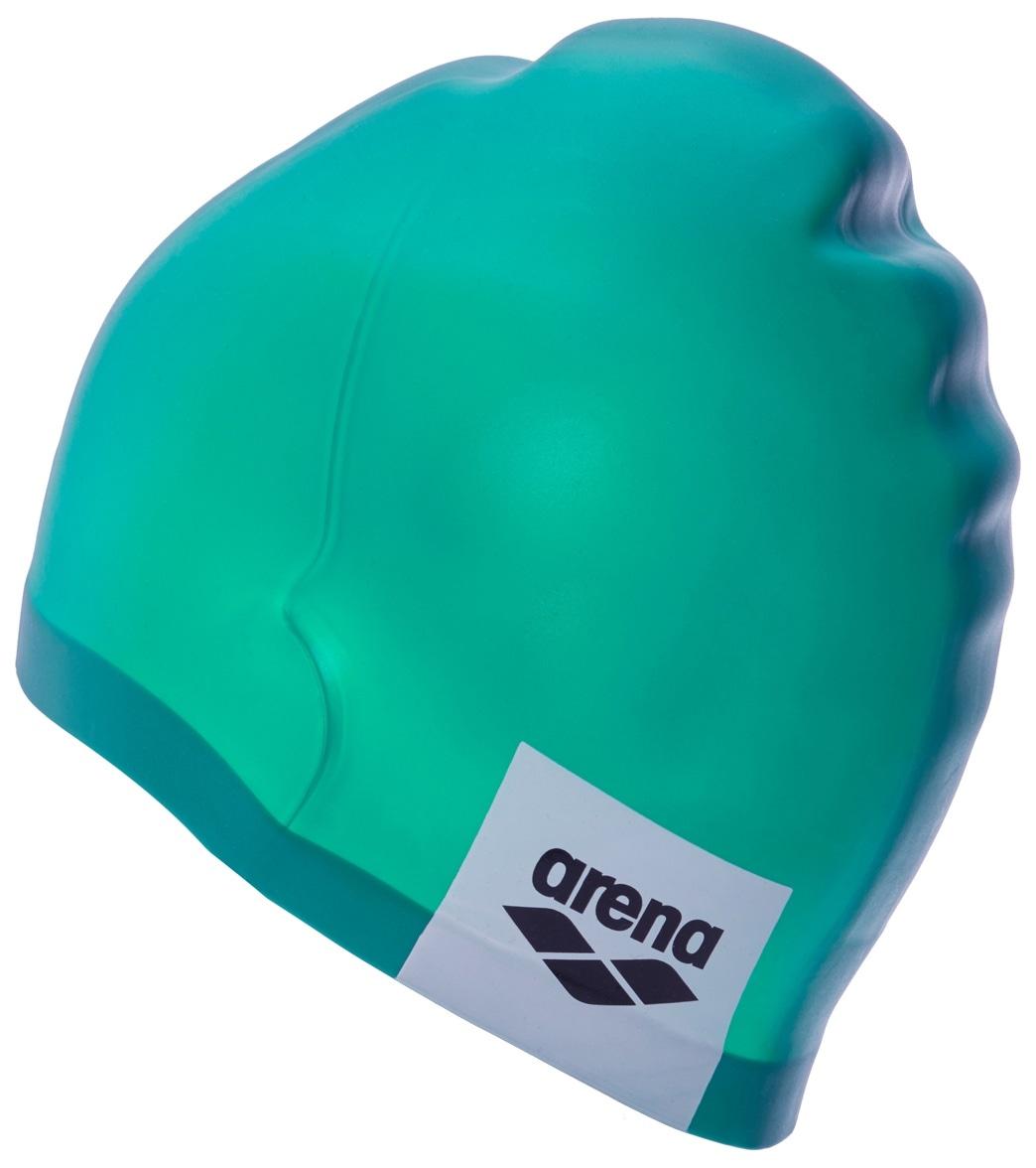 30088b13098 Arena Logo Moulded Swim Cap At Swimoutlet