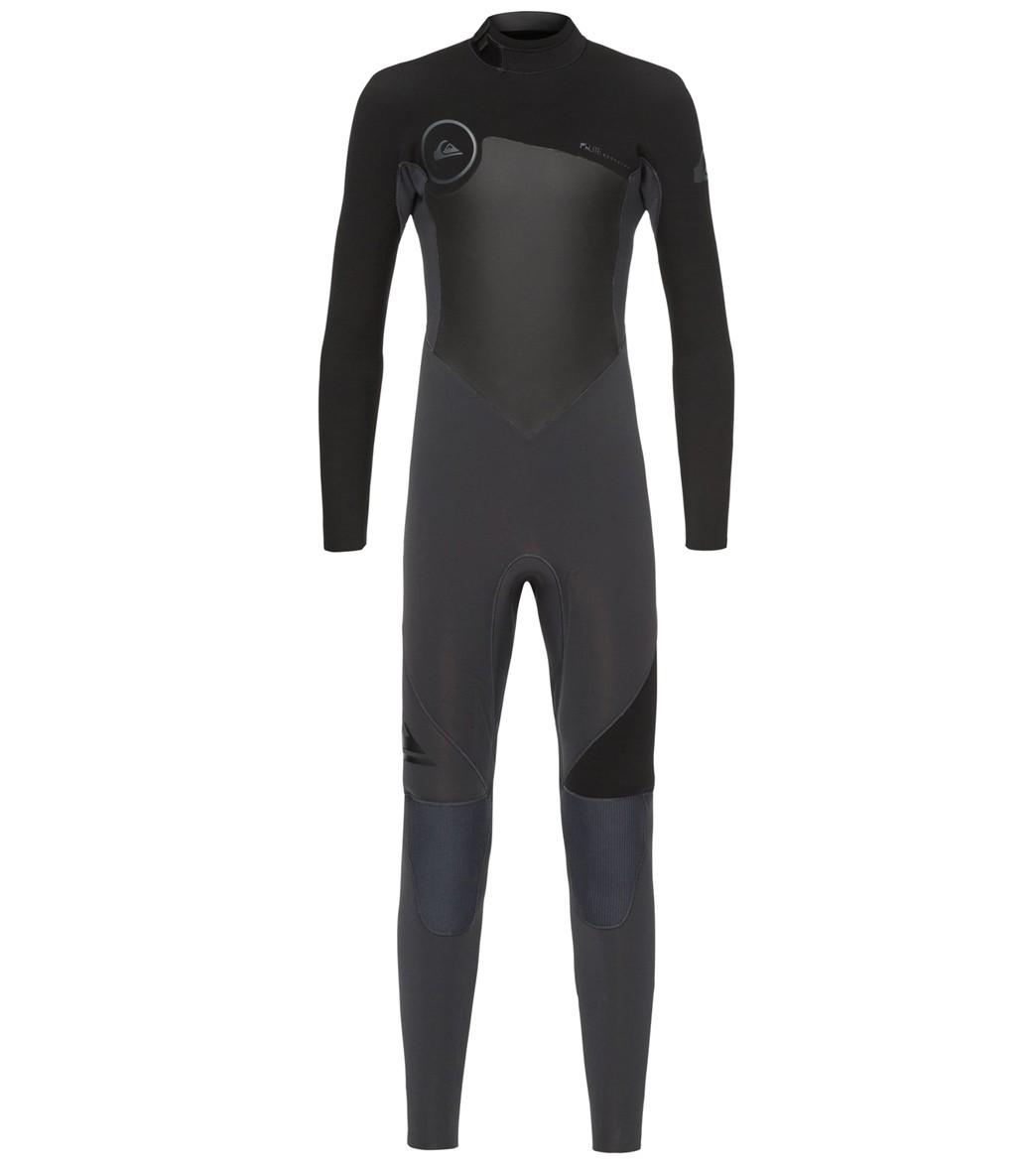 Quiksilver Boys  3 2mm Syncro Series Back Zip Fullsuit Wetsuit (Big ... d0e830b34